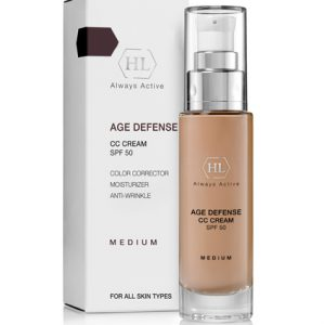 AGE DEFENCE CC CREAM SPF50 MEDIUM