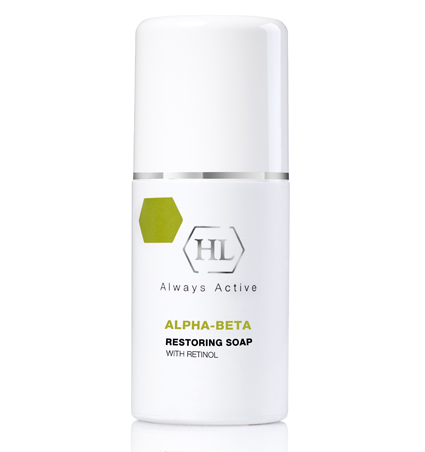 ALPHA-BETA WITH RETINOL RESTORING SOAP