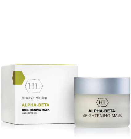 ALPHA-BETA WITH RETINOL BRIGHTENING MASK