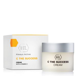 C THE SUCCESS CREAM WITH VITAMIN C